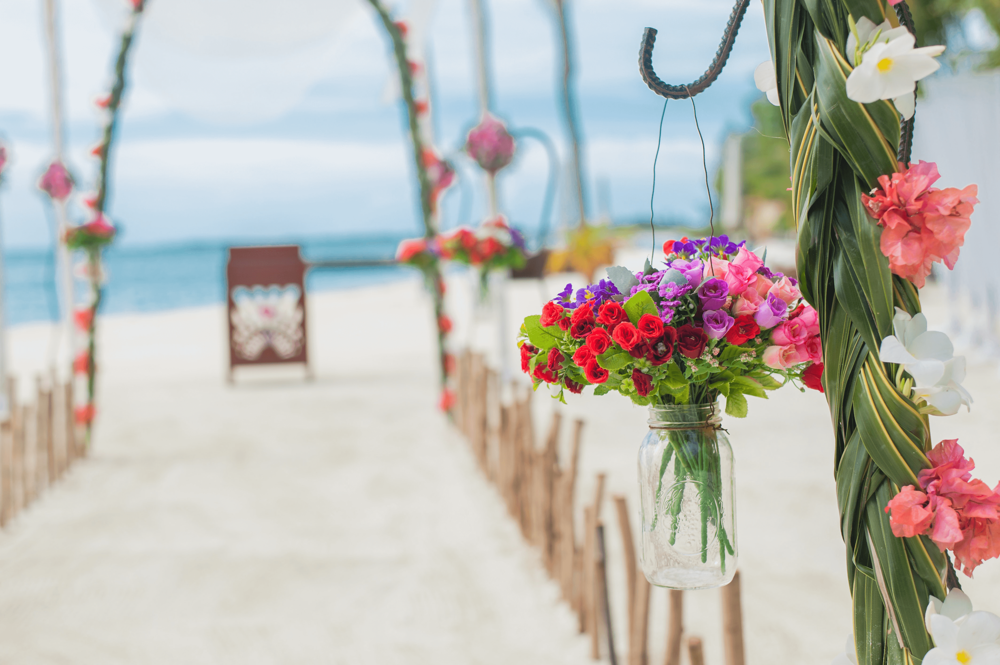 Mariage indonésien à Bali