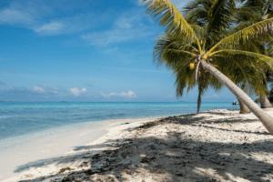 plage indonésienne