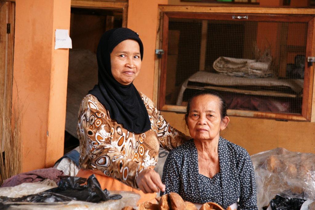 Femmes Javanaises