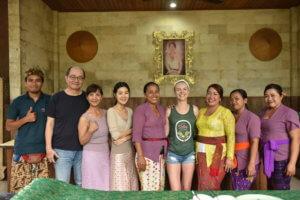 Photo du personnel de Cours de cuisine à Bali
