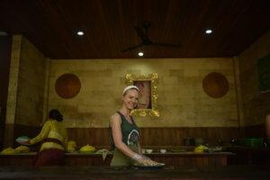 Cours de cuisine à Bali