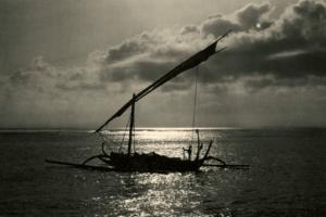 Amed Jukung (bateau de pêcheur) à Bali