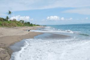 plage sauvage de Canggu à Bali