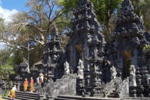 Temple de Goa Lawah à Bali