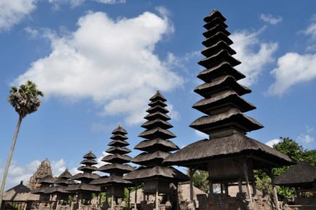 Temple Pura Taman Ayun Bali Mengwi