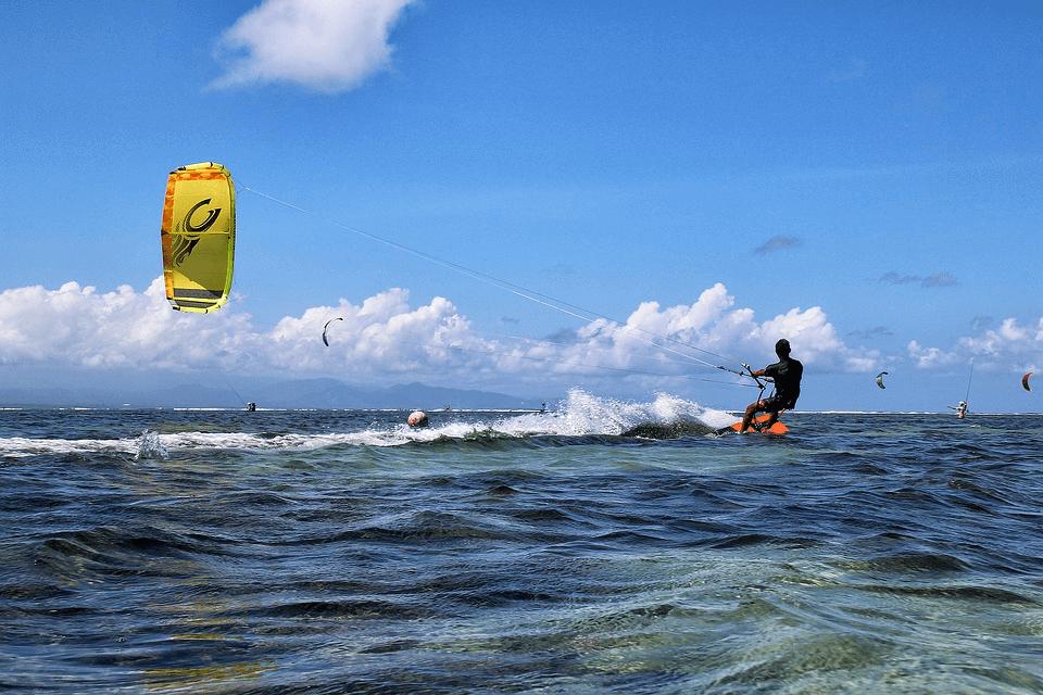 Bali Sanur Kite surf