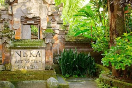 Bali Ubud Neka Museum