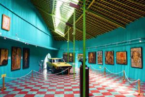 Musee Affandi Koesoema à Yogyakarta