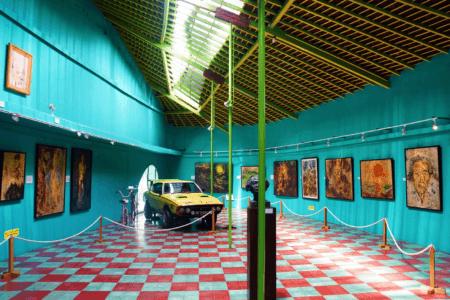 Musée Affandi Koesoema à Yogyakarta