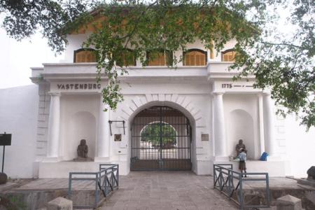 Maison coloniale à Selo sur l'île de Java