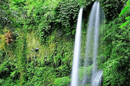 Cascade de Sedang Gile