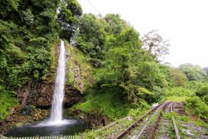 Cascade de Lembah Anai Bukit Tinggi west Sumatra