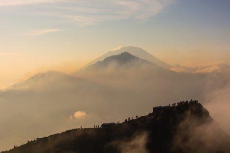 Mont Batur, Bali