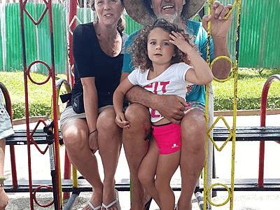 Famille de voyageurs Archipel360