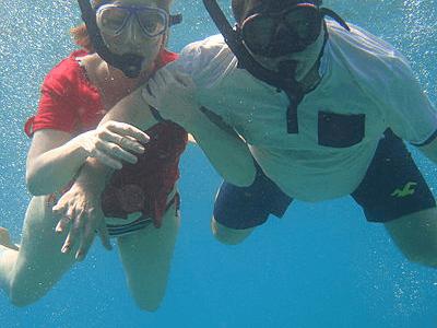Voyageurs Archipel360 en Snorkeling à Lombok