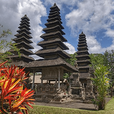 Temple de Batukaru à Bali
