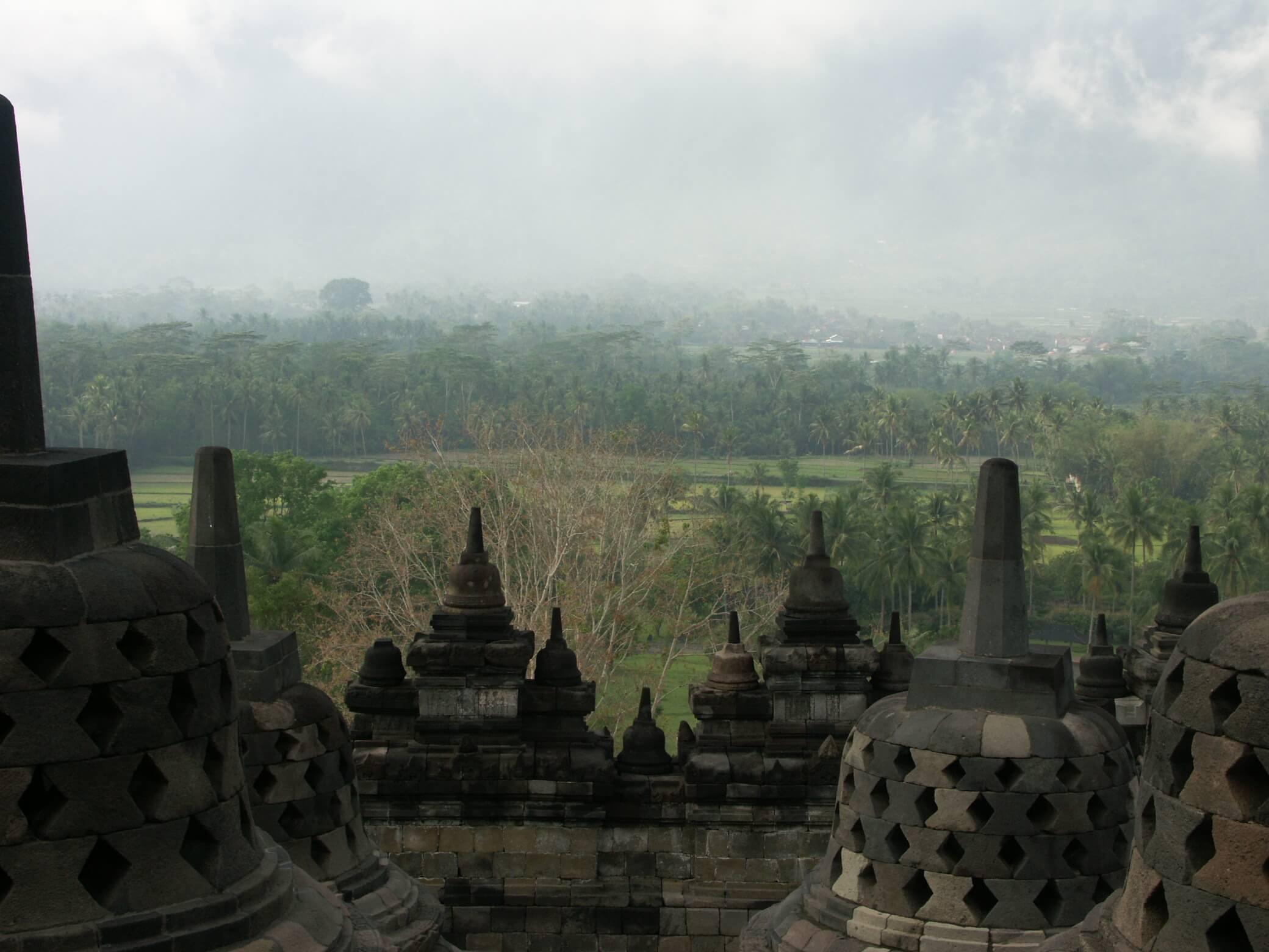 Jogyakarta Temple de Borobudur