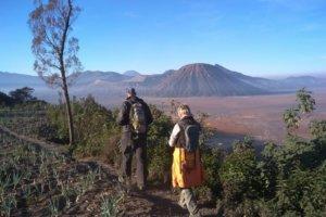 Trekking Mont Bromo à Java en Indonésie