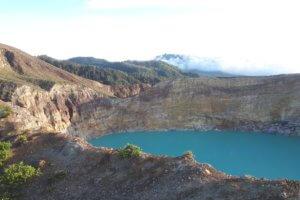 Volcan Kelimutu à Flores