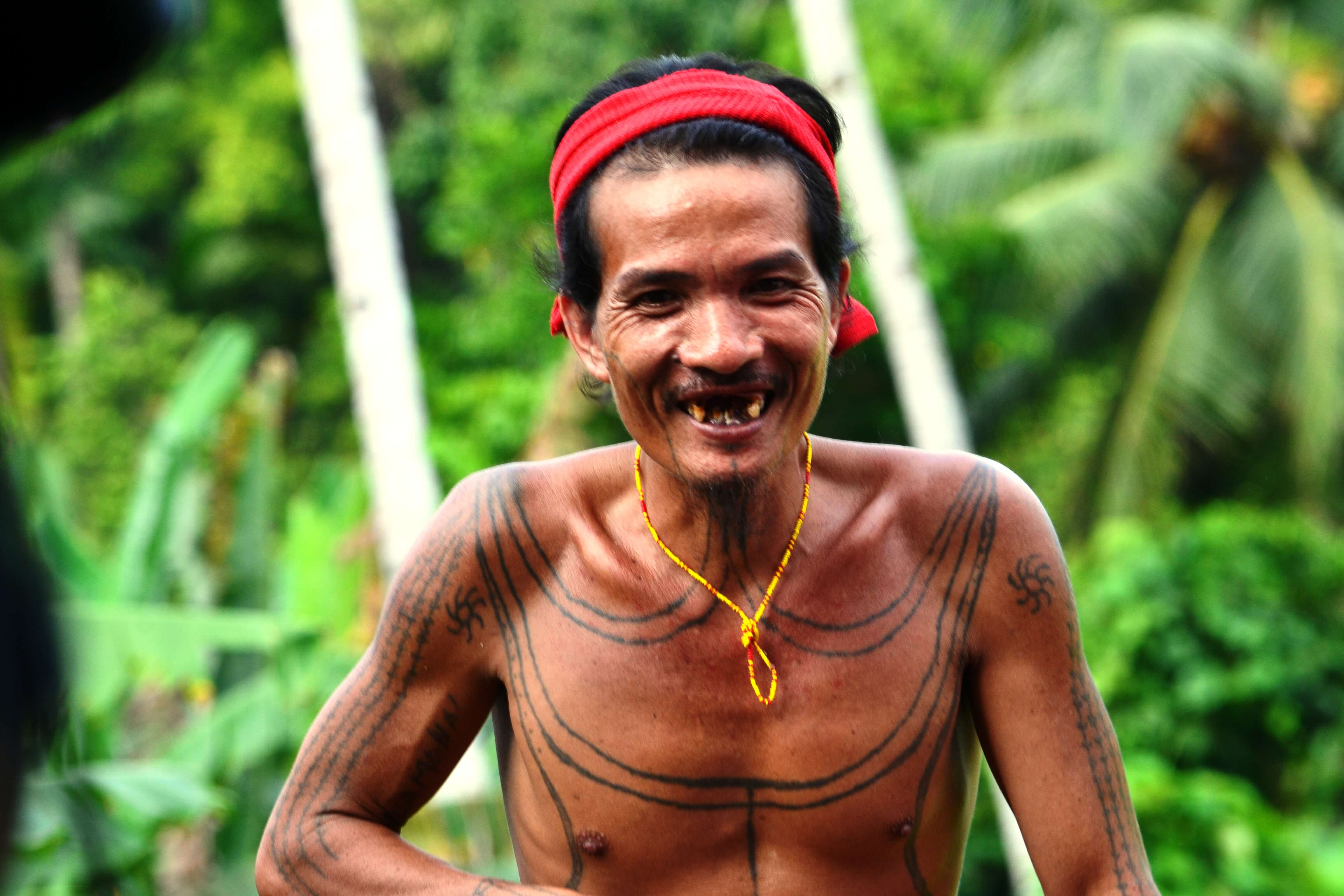 Mentawaï portrait