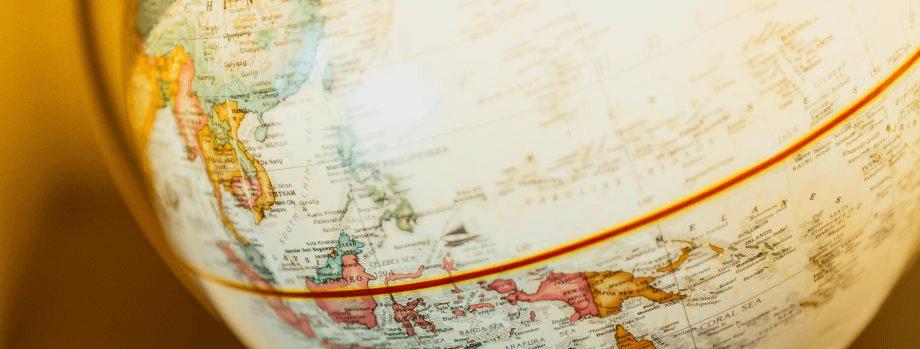 Carte Indonésienne