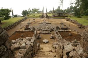 Temple de Ceto à Java