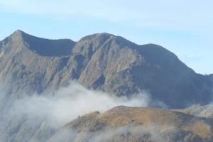 Le volcan Arjuno Welirang à Java