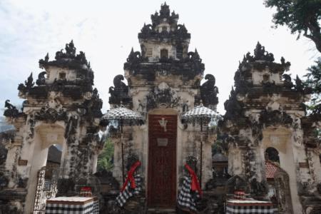 Le temple de Pura Dalem Ped à Nusa Penida