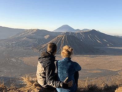 Volcan Bromo a Java