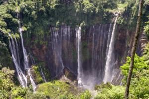 Cascades de Tumpak Sewu